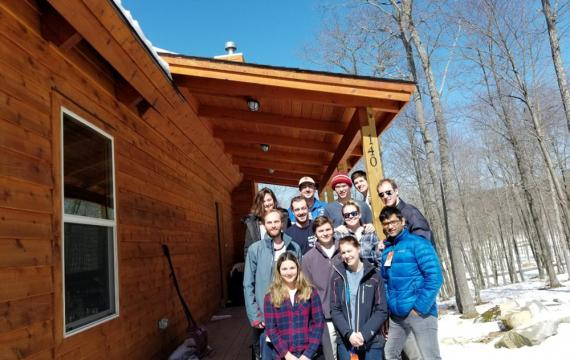 2018 Ski weekend