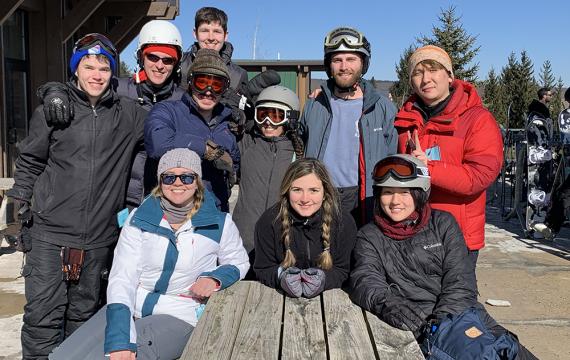 2019 Ski weekend